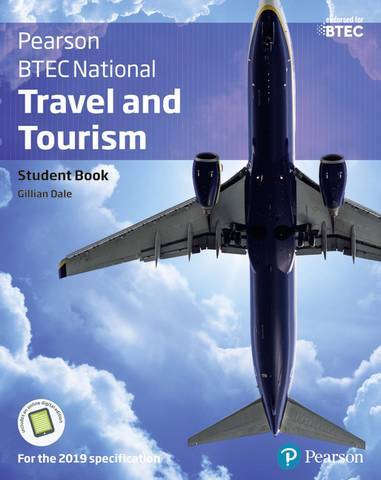 BTEC Nationals Travel & Tourism Student Book + Activebook: For the 2017 Specifications - Gillian Dale - 9781292187754