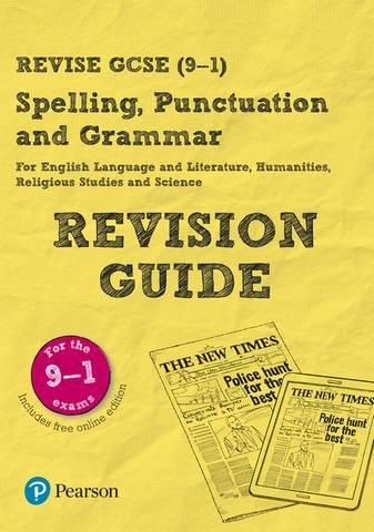 Revise GCSE Spelling