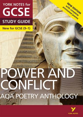 AQA Poetry Anthology - Power and Conflict: York Notes for GCSE (9-1): Second edition - Beth Kemp - 9781292230313