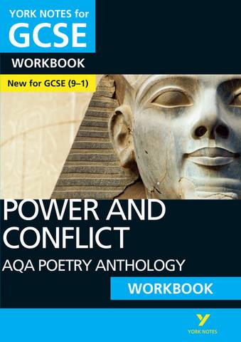 AQA Poetry Anthology - Power and Conflict: York Notes for GCSE (9-1) Workbook - Beth Kemp - 9781292236797