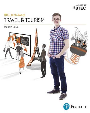 BTEC Tech Award in Travel and Tourism Student Book - Steve Ingle - 9781292258690