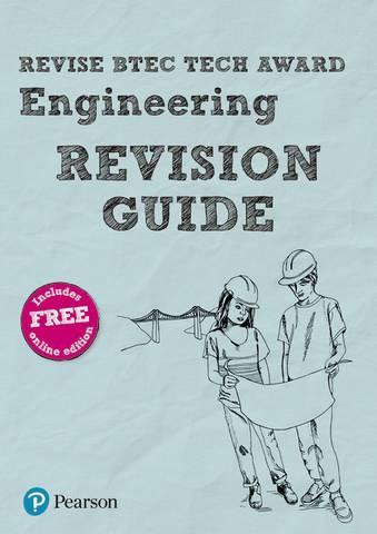 Revise BTEC Tech Award Engineering Revision Guide - Andrew Buckenham - 9781292272726