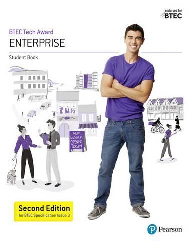 BTEC Tech Award Enterprise Student Book 2nd edition - Helen Coupland-Smith - 9781292279343