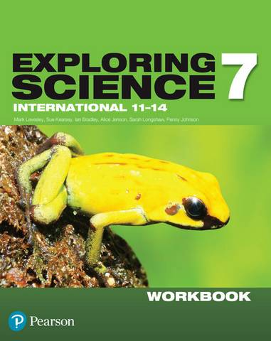 Exploring Science International Year 7 Workbook -  - 9781292294100