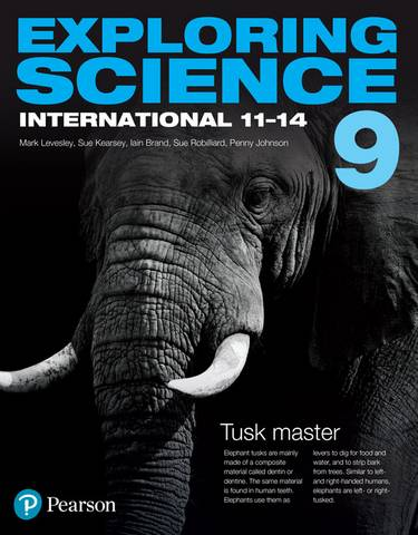 Exploring Science International Year 9 Student Book - Mark Levesley - 9781292294131