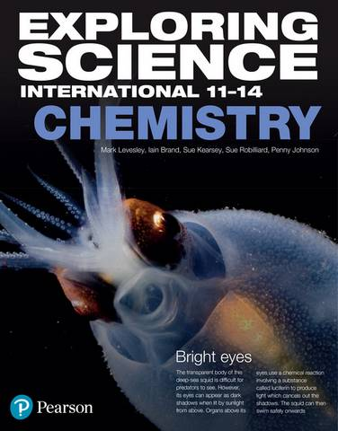Exploring Science International Chemistry Student Book - Mark Levesley - 9781292294162