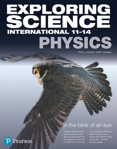 Exploring Science International Physics Student Book - Mark Levesley - 9781292294179