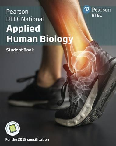 BTEC National Applied Biology Student Book with ActiveBook - Joanne Hartley - 9781292313467