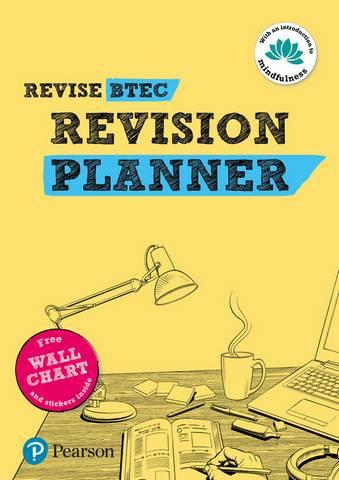 Revise BTEC Revision Planner -  - 9781292333885