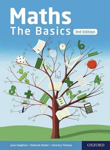 Maths the Basics: Functional Skills - June Haighton - 9781382005067
