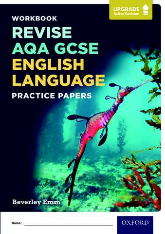 AQA GCSE English Language Practice Papers - Beverley Emm - 9781382006538