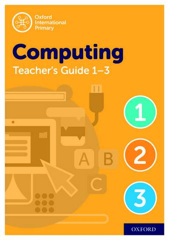 Oxford International Primary Computing Teacher Guide / CTP Bundle Levels 1-3 - Alison Page - 9781382007450