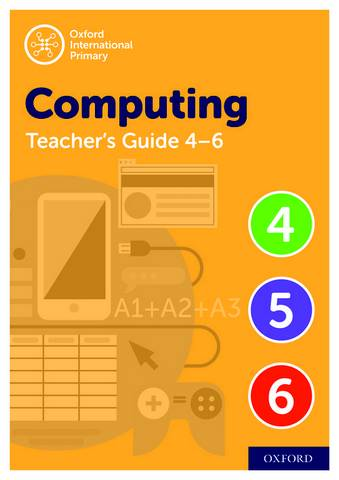Oxford International Primary Computing Teacher Guide (levels 4-6) - Alison Page - 9781382007467