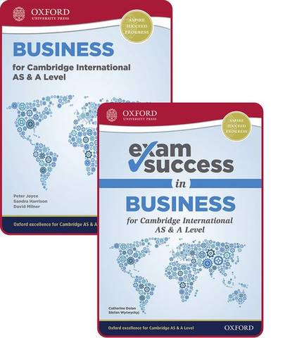 Business for Cambridge International AS and A Level: Student Book & Exam Success Guide Pack - Catherine Dolan - 9781382009751