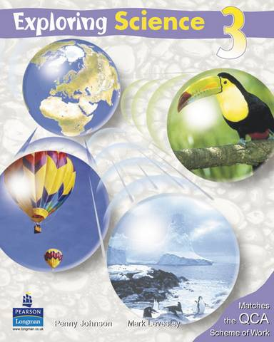 Exploring Science Pupil's Book 3 - Penny Johnson - 9781405808835