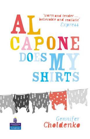 Al Capone Does My Shirts Hardcover educational edition - Gennifer Choldenko - 9781405822794