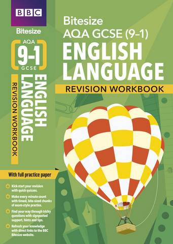 BBC Bitesize AQA GCSE (9-1) English Language Workbook -  - 9781406685824