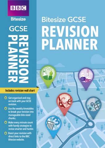 BBC Bitesize GCSE Revision Skills and Planner - David Putwain - 9781406685916