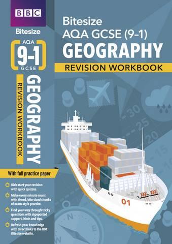 BBC Bitesize AQA GCSE (9-1) Geography Workbook -  - 9781406685961