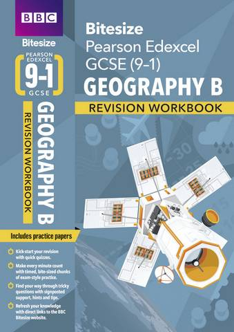 BBC Bitesize Edexcel GCSE (9-1) Geography B Workbook -  - 9781406685992