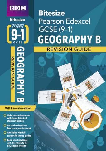 BBC Bitesize Edexcel GCSE (9-1) Geography B Revision Guide -  - 9781406686005