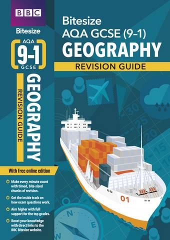 BBC Bitesize AQA GCSE (9-1) Geography Revision Guide -  - 9781406686012