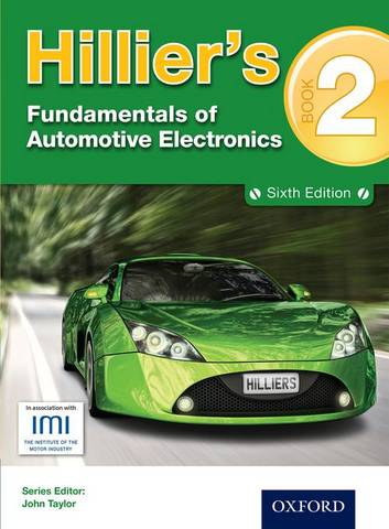 Hillier's Fundamentals of Automotive Electronics Book 2 - V. A. W. Hillier - 9781408515372