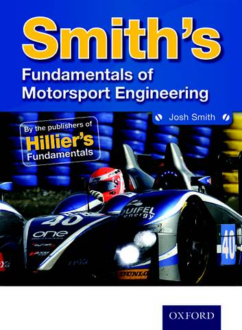 Smith's Fundamentals of Motorsport Engineering - Josh Smith - 9781408518083