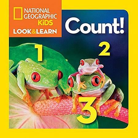 Look and Learn: Count! - National Geographic - 9781426308918