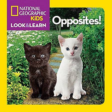 Look and Learn: Opposites! - National Geographic Kids - 9781426310430