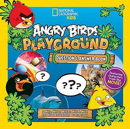 Angry Birds Playground: Question & Answer Book: A Who