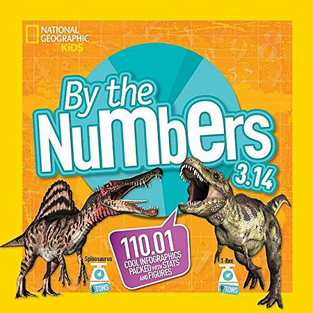 By The Numbers 3.14 (By The Numbers) - National Geographic Kids - 9781426328657