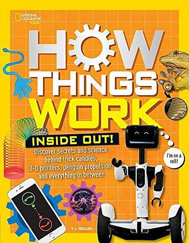 How Things Work: Inside Out - Tamara J Resler - 9781426328770