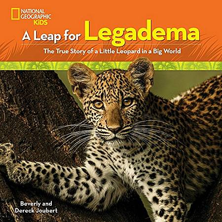 A Leap for Legadema - National Geographic Kids - 9781426329739
