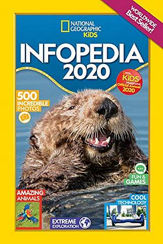 National Geographic Kids Infopedia 2020 - National Geographic Kids - 9781426334283