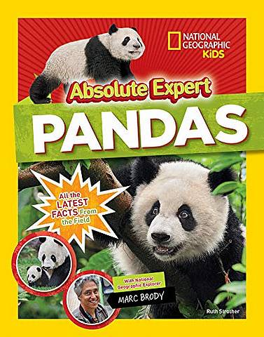 Absolute Expert: Pandas - National Geographic Kids - 9781426334313
