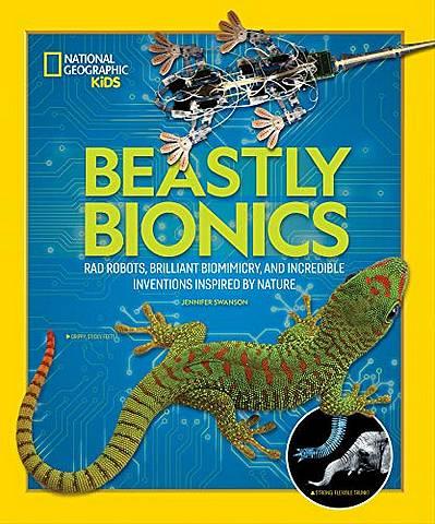 Beastly Bionics: Rad Robots