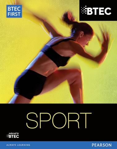 BTEC First in Sport Student Book - Mark Adams - 9781446901618