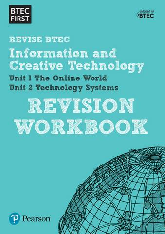 BTEC First in ICT Revision Workbook -  - 9781446909805