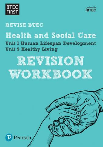 BTEC First in Health and Social Care Revision Workbook -  - 9781446909829