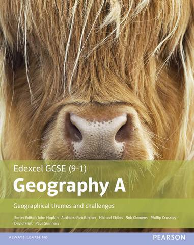 Edexcel GCSE (9-1) Geography specification A: Geographical Themes and Challenges - Rob Clemens - 9781446927755