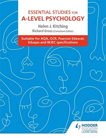 Essential Studies for A-Level Psychology - Helen J. Kitching - 9781510469396