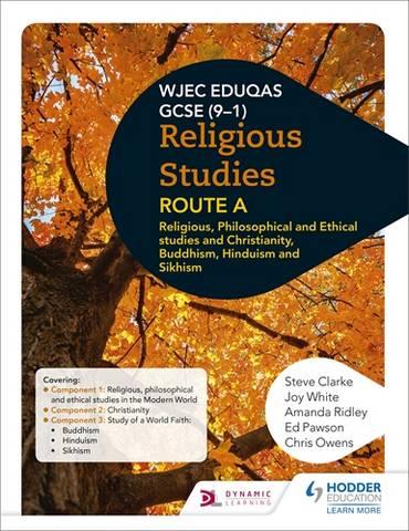 Eduqas GCSE (9-1) Religious Studies Route A: Religious