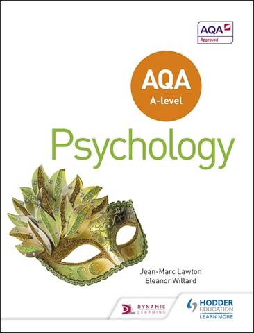 AQA A-level Psychology (Year 1 and Year 2) - Jean-Marc Lawton - 9781510483019