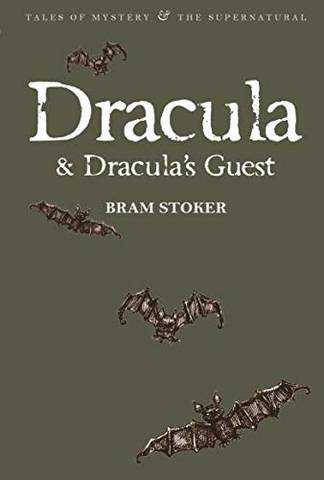 Tales of Mystery & The Supernatural: Dracula & Dracula's Guest - Bram Stoker - 9781840226270