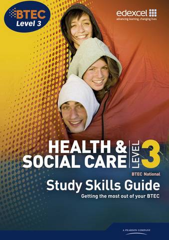 BTEC Level 3 National Health and Social Care Study Guide - Laura Asbridge - 9781846905582