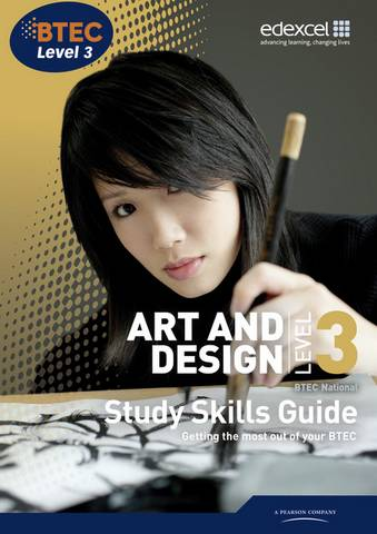 BTEC Level 3 National Art and Design Study Guide - Victoria Dow - 9781846905643