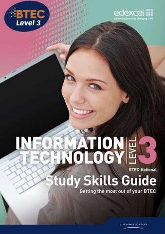 BTEC Level 3 National IT Study Guide - Alan Jarvis - 9781846905650