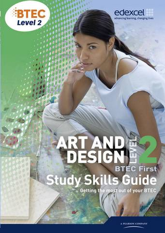 BTEC Level 2 First Art and Design Study Guide - Victoria Dow - 9781846905803