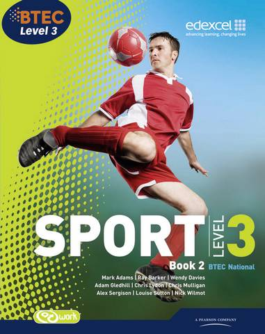 BTEC Level 3 National Sport Book 2 - Ray Barker - 9781846906503